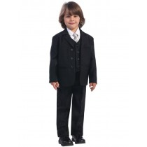 black first communion suits for boys