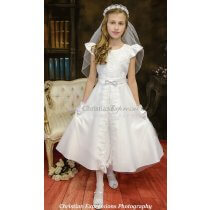 First Communion Dress Style Angelina