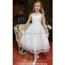 First Communion Dress Style Emma