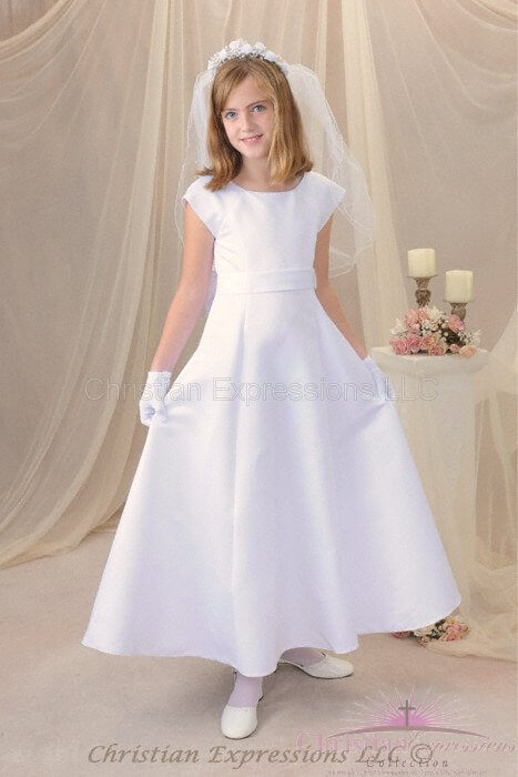 First Communion Dress Style Elena