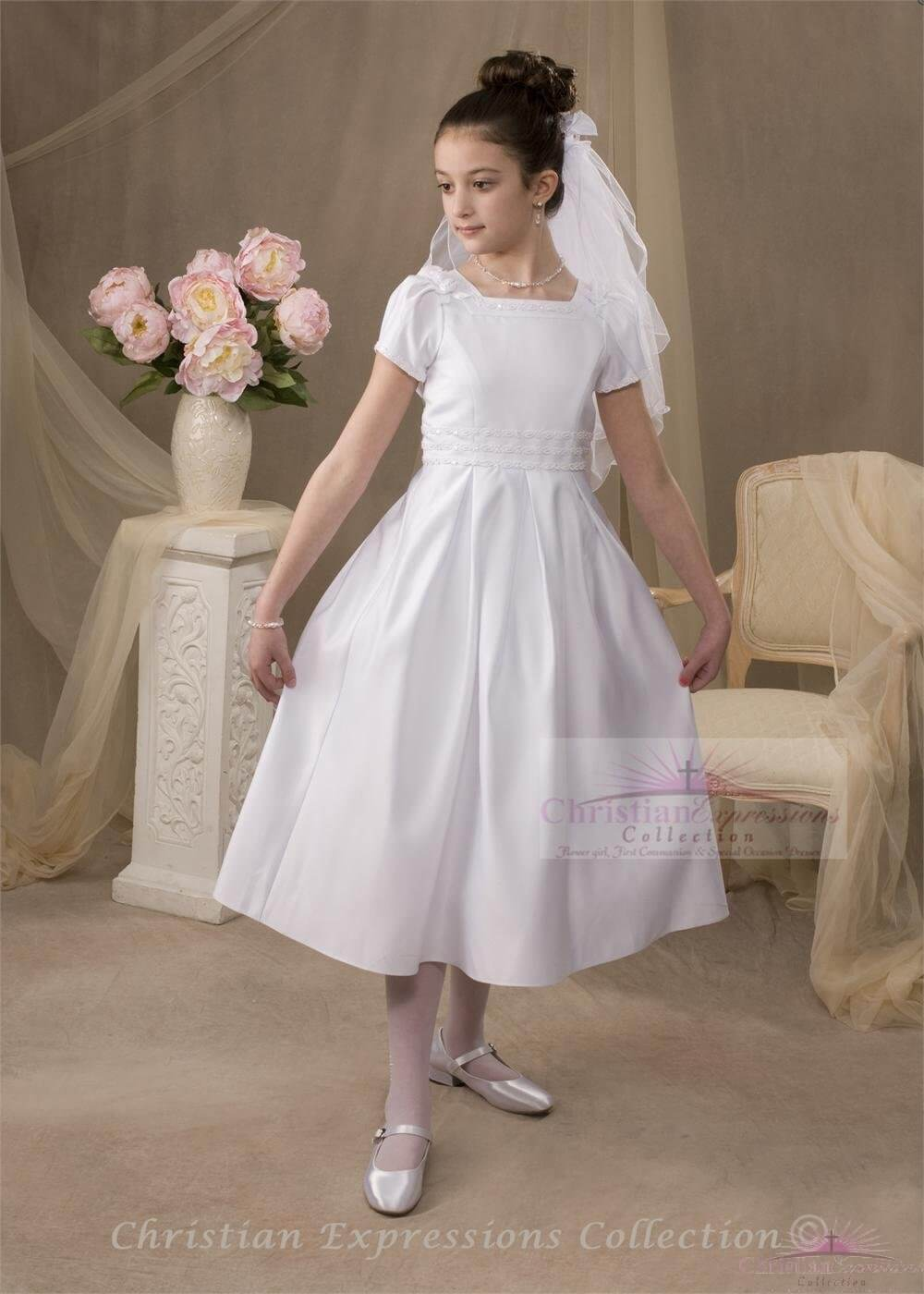 First Communion Dress Style Tanya
