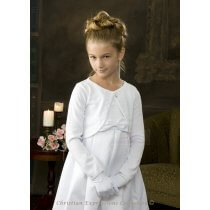 First Communion Bolero Sweater