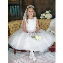 Lace and Tulle First Communion Dress size 14