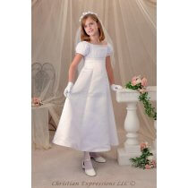 First Communion Dress Style Amber