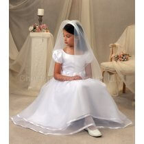 First Communion Dress Style Brandy
