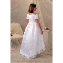 First Communion Dress Style Elizabeth