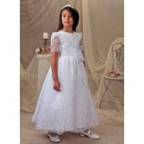 First Communion Dress Style Giavanna