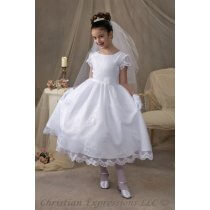 First Communion Dress Kaitlin