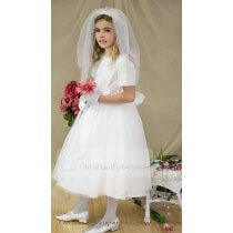 First Communion Dress Style Emily