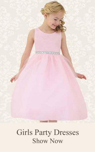 Shop Girls Party Dresses on Sale