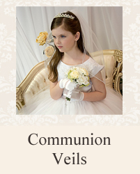 First Communion Veils on Sale