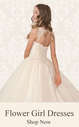 Shop Flower Girl Dresses on Sale