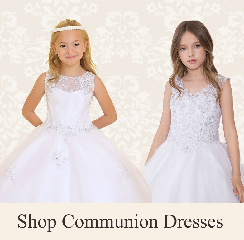 First Communion Dresses 2018 For Sale